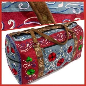 Boho / Hippy Large Weekend / Travel Bag